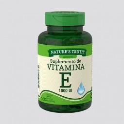 Vitamina E-1000 UI