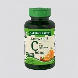 Vitamina C-500 MG Plus Wild...